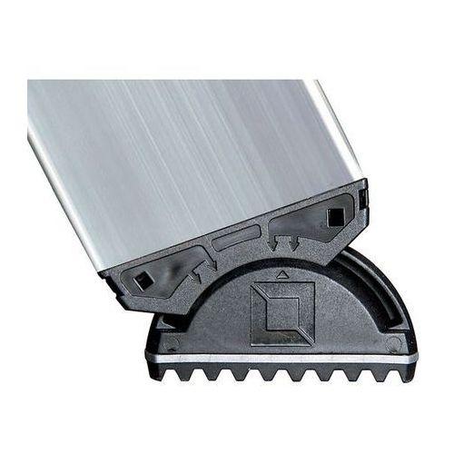 Günzburger steigtechnik Uniwersalna drabina aluminiowa,zastosowanie jako drabina dostawna lub stojąca