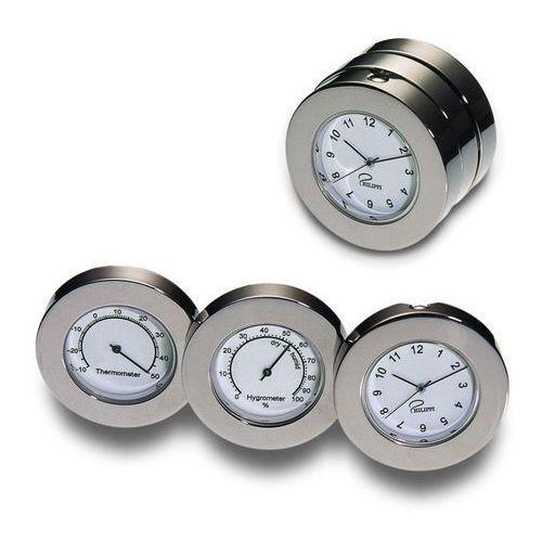 – zestaw zegarów marki Philippi