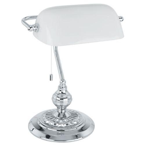 Eglo Lampa stołowa banker promocja!, 90968