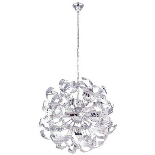Globo Falla 51505-4H lampa wisząca zwis 4x40W E14 chrom