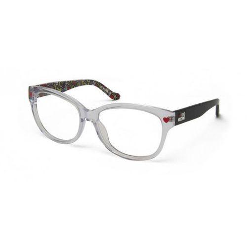 Okulary korekcyjne  ml 026 02 marki Moschino