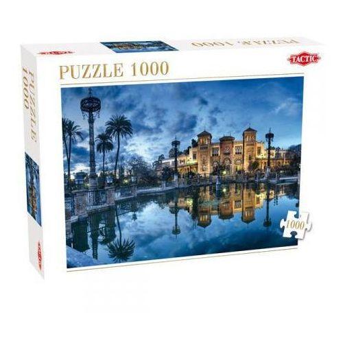 Tactic Puzzle 1000 mudejar pavilon