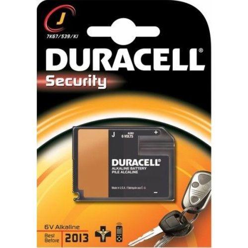 7k67 wyprodukowany przez Duracell