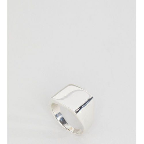 Kingsley Ryan Sterling Silver Square Signet Ring - Silver