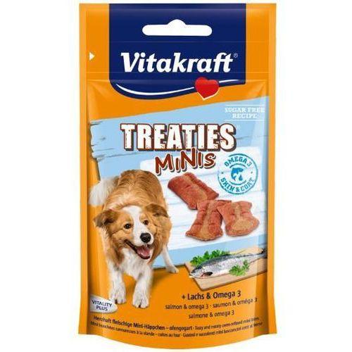 Vitakraft Pies Treaties Minis łosoś 48g, PVIT039