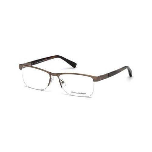 Okulary Korekcyjne Ermenegildo Zegna EZ5077 034