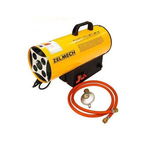 Nagrzewnica gazowa NGZL 15 kW ZELMECH (5903205760296)