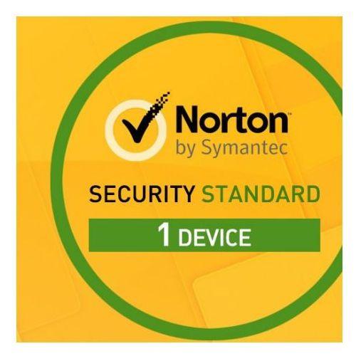 Norton security 2018 standard 1 użytkownik, 1 urządzenie odnowienie marki Symantec