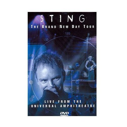 The Brand New Day Tour: Live From The Universal Amphitheatre (NTSC) (DVD) - Sting
