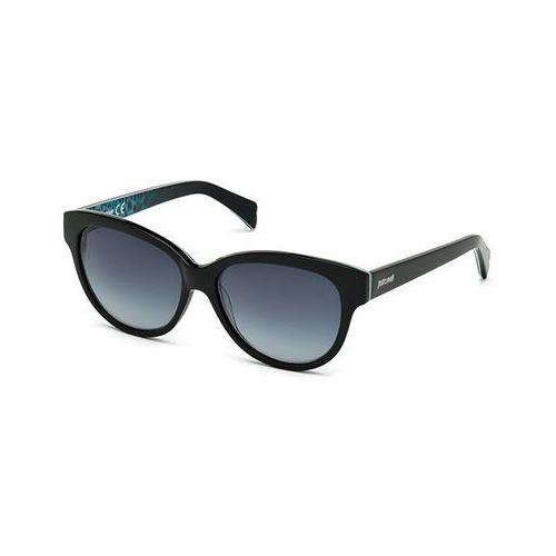 Just cavalli Okulary słoneczne jc 717s 05w