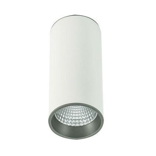 lampa plafon moldes slc7392/12w 4000k wh+gr marki Italux