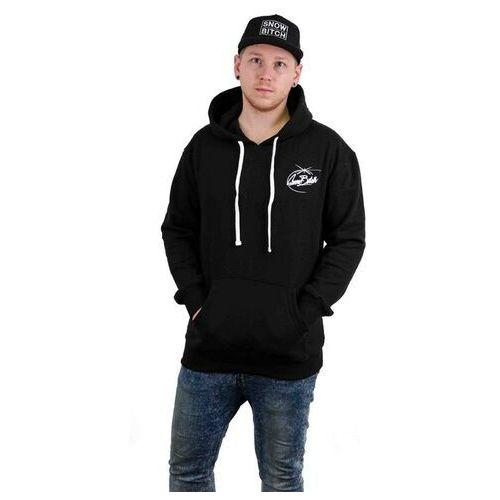 Snowbitch Bluza - tag star hoody black (black) rozmiar: m