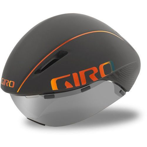 Giro aerohead mips kask rowerowy szary l | 59-63cm 2018 kaski rowerowe