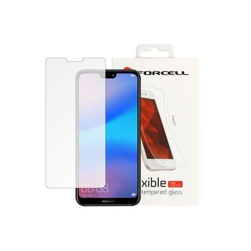 Forcell Huawei p20 lite - szkło hartowane flexible glass