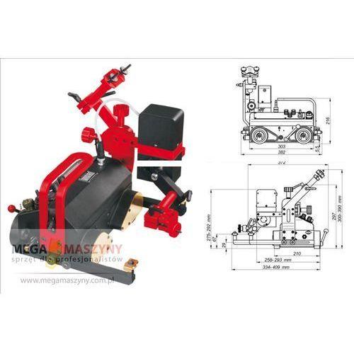 PROMOTECH Wózek do mechanizacji spawania z oscylacją LIZARD