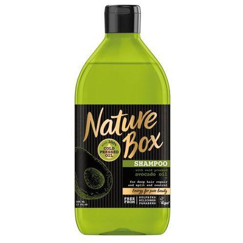 Schwarzkopf Nature box szampon do włosów 385ml avocado