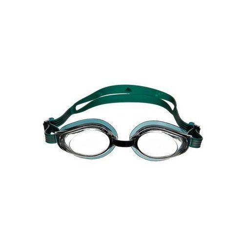 adidas Performance AQUASTORM Okulary pływackie dark onix z kategorii Okularki pływackie