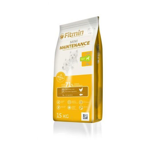 Fitmin mini maintenance 15 kg + 2 kg