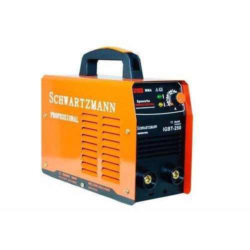 Schwartzmann Spawarka inwertorowa - mma 250a (igbt) -