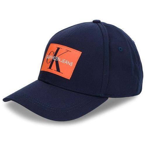 Czapka z daszkiem - j monogram baseball k40k400256 436 marki Calvin klein jeans