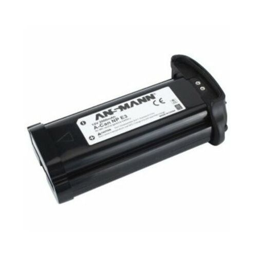 Akumulator ANSMANN 2000 mAh do Canon A-Can NP E-3 (4013674503223)