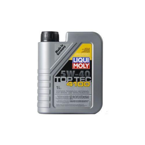 Liqui Moly TOP TEC 4100 5W-40 1 Litr Puszka