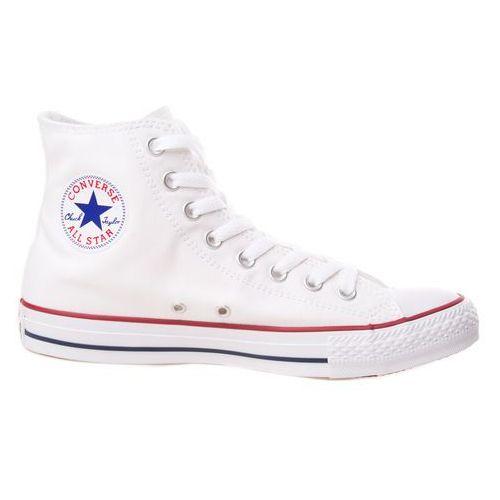 Converse Chuck Taylor All Star Hi Tenisówki Biały 42,5, kolor biały
