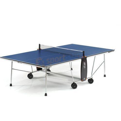 Cornilleau Stół tenisowy sport 100 indoor (niebieski)