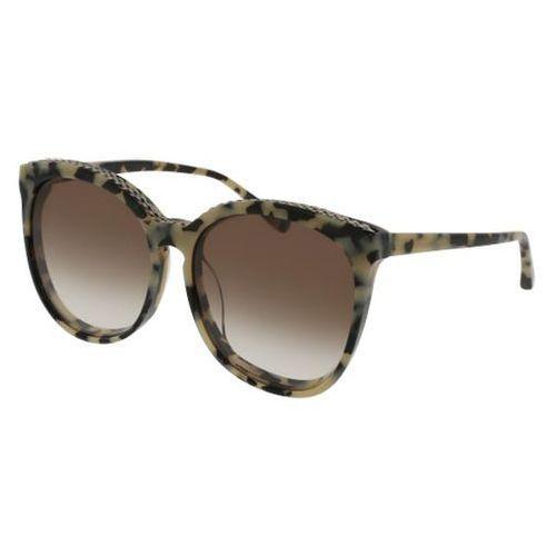 Stella mccartney Okulary słoneczne sc0074sa asian fit 003
