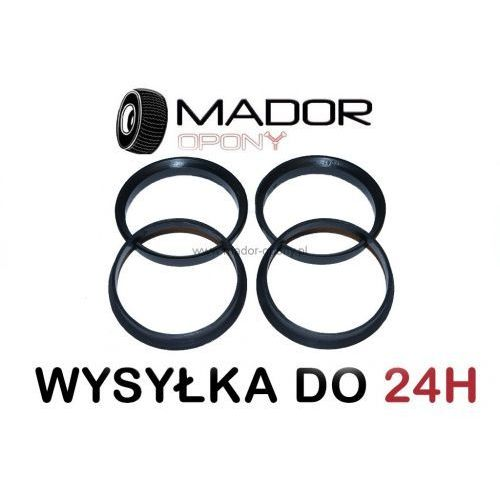 Mador Pierścienie centrujące 58,1 na 57,1 audi volkswagen seat skoda