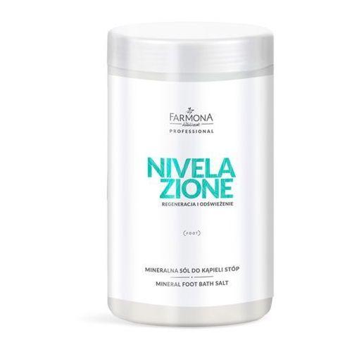 Farmona professional Farmona nivelazione mineralna sól do kąpieli stóp 1500ml