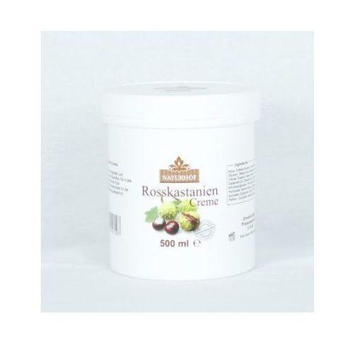 Krem z kasztanowca 500 ml rosskastanien creme marki Naturhof - OKAZJE