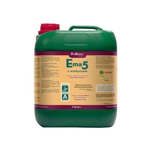 Probiotics polska sp z o.o. Ema5 z wrotyczem - 5 litrów (zwalcza pędraki, opuchlaki, drutowce, itp.) ekologiczny środek na pędraki, opuchlaki, drutowce, itp.