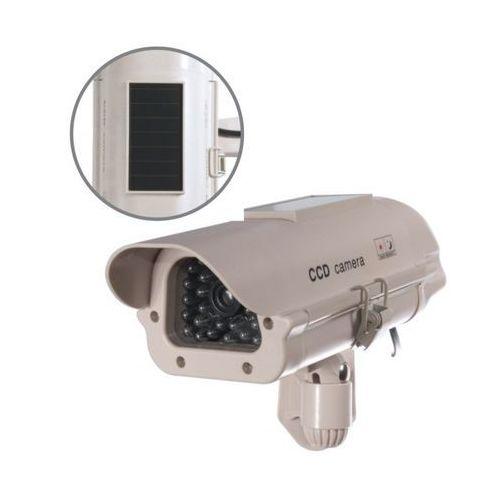 CEE Atrapa kamery Solarna migajaca LED (SOL1500) Darmowy odbiór w 21 miastach!, SOL1500