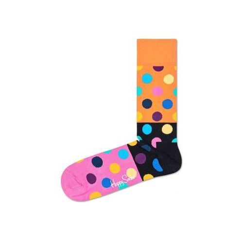 Happy Socks Big Dot Skarpetki Wielokolorowy 36-40, kolor wielokolorowy