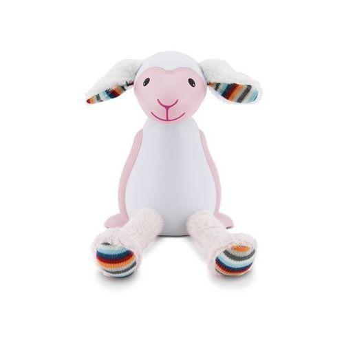 Zazu fin lampka do czytania owca pink