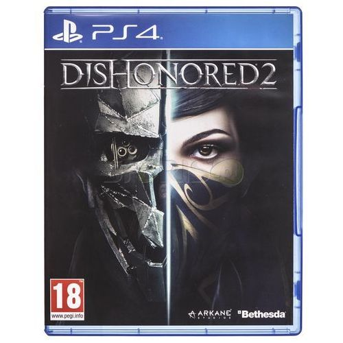 OKAZJA - Dishonored 2 (PS4)