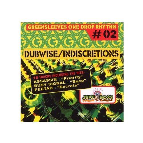 Różni Wykonawcy - Dubwise / Indiscretions - Greensleeves One Drop Rhythm #02 - produkt z kategorii- Reggae, dub, ska