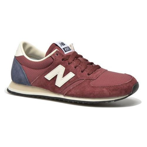 new balance 420 bordowe