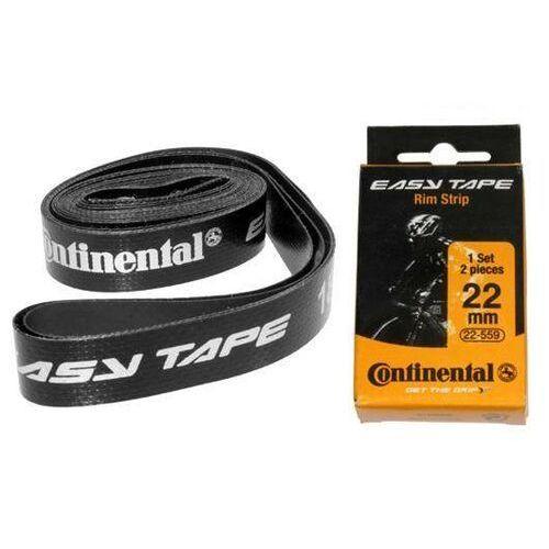 """Continental Co0195002 ochraniacz dętki/taśmy easy tape 26"""" 22-559 zestaw 2 szt. (4019238445091)"""