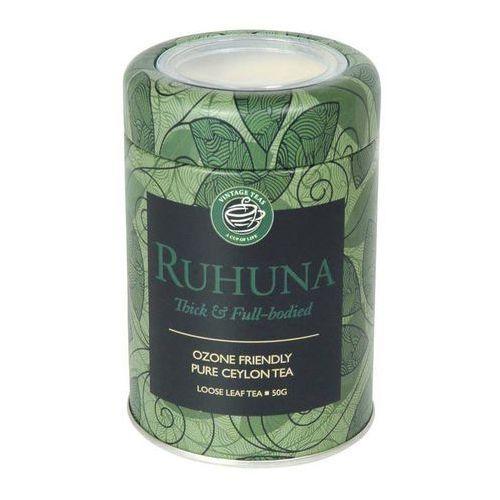 Czarna herbata Vintage Teas Ruhuna - puszka 50g