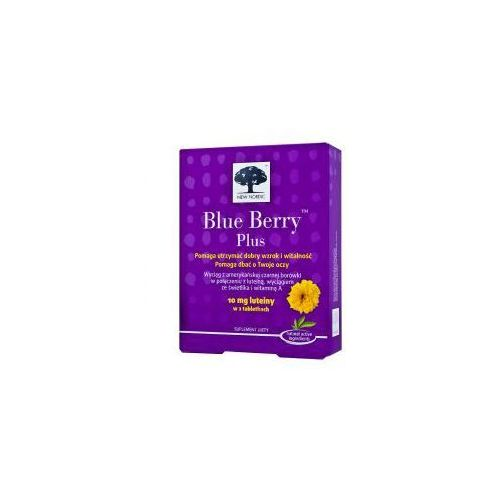 BLUE BERRY PLUS 60 TABLETEK