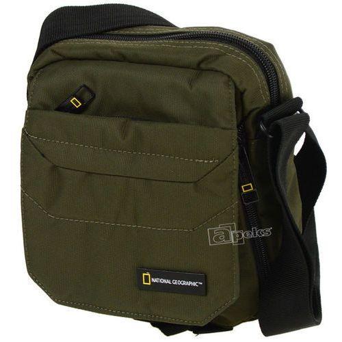 National Geographic PRO mała torba / saszetka na ramię / N00703.11 - zielony (4006268615471)