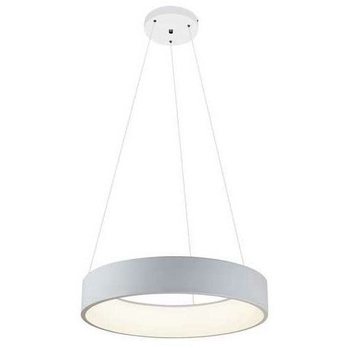 Lampa oprawa wisząca zwis Rabalux Adeline 1x36W LED biała 2510, kolor Biały