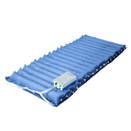 Zestaw przeciwodleżynowy materac rurowy + pompa do 150 kg marki Timago