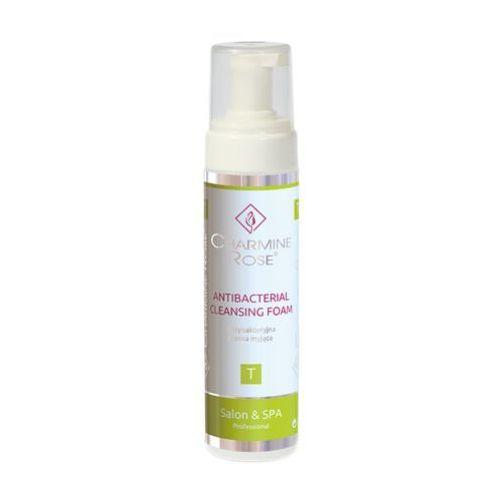 Charmine Rose ANTIBACTERIAL CLEANSING FOAM Antybakteryjna pianka myjąca (GH0210) z kategorii Pozostałe kosmetyki