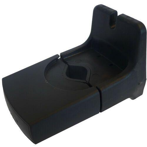 Thule yepp mini slim fit czarny 2018 akcesoria do fotelików (8715362004598)