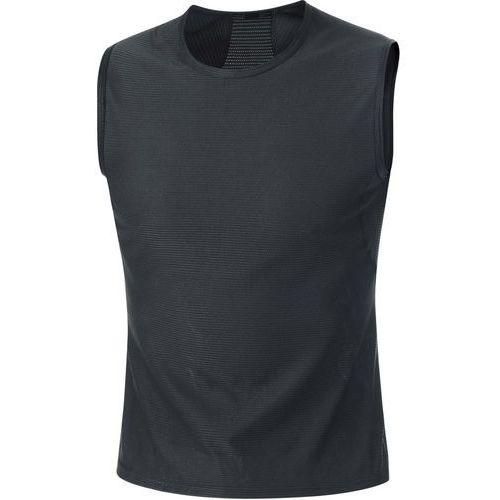 Gore running wear podkoszulki black marki Gore wear