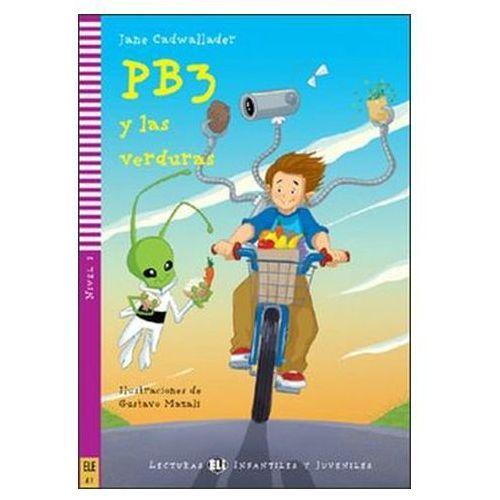 Lecturas ELI Infantiles y Juveniles - PB3 y las verduras + CD Audio