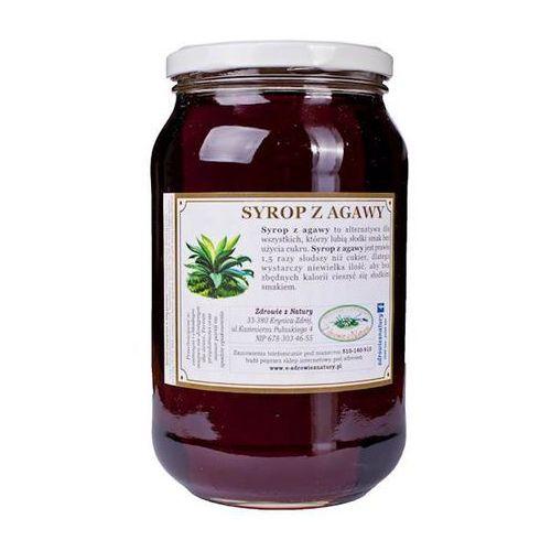 Zdrowie z natury Syrop z agawy bio 1,2kg (5906874429983)